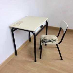 chaise d ecolier perfect ensemble de chaises dcolier vintage with chaise d ecolier free. Black Bedroom Furniture Sets. Home Design Ideas